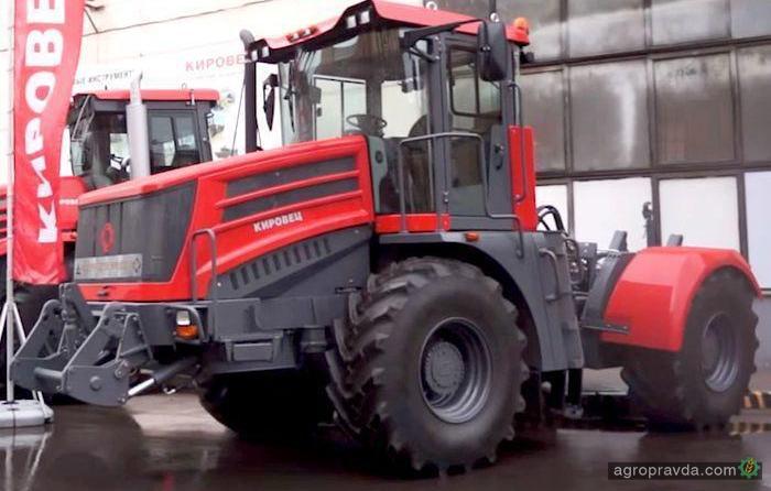 «Кировец» готовит к производству новую линейку тракторов