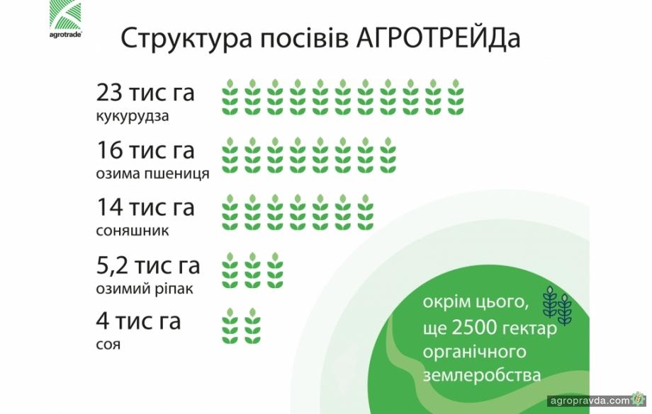 «Агротрейд» начал посевную подсолнечника и кукурузы