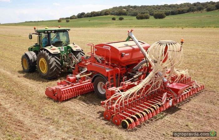 Maschio Gaspardo развивает новый тип сельского хозяйства