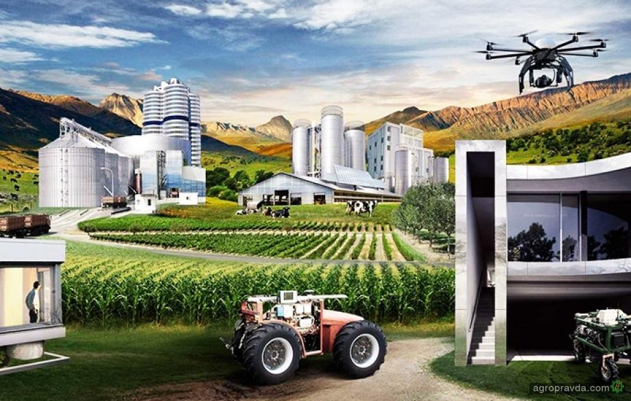 В Украине стартует производство тракторов нового бренда