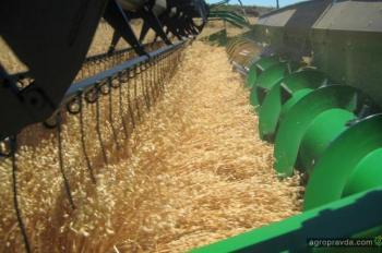 Zurn создал прогрессивную зерновую жатку