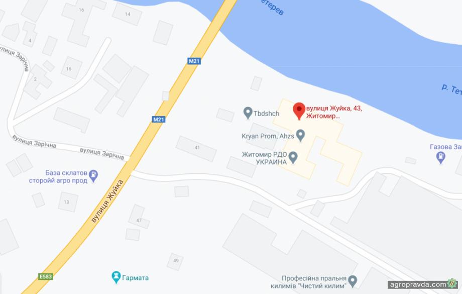 АСА «Астра» расширила представительство в Житомире
