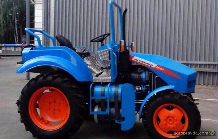 Метановый трактор «Агромаш» набирает популярность