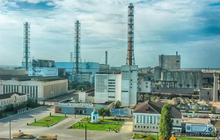 «Сумыхимпром» поработает над качеством сульфата аммония