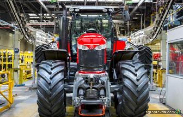 AGCO расширяет свой европейский завод