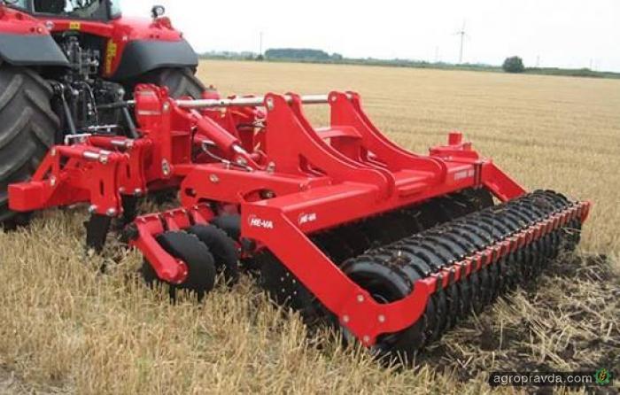 Представлен новый почвоуглубитель He-Va