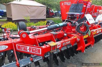 В Украине представлены сельхозновинки Metal-Fach