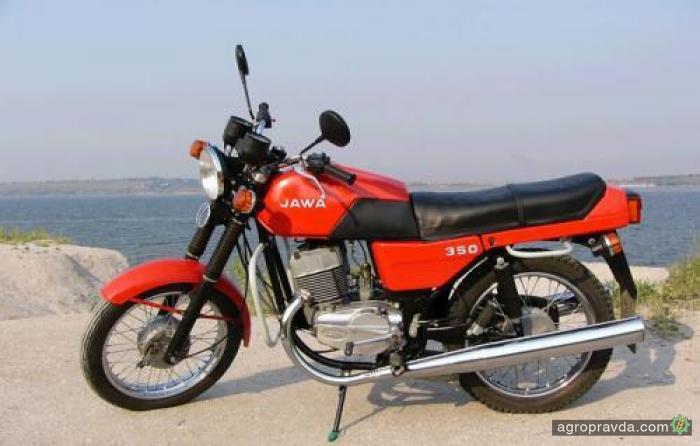 Легендарная марка Jawa отошла к Mahindra