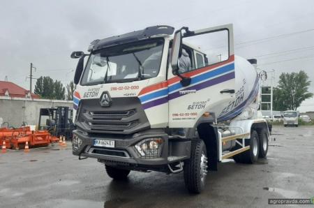 Определен лидер ринка поставки автобетономиксеров в Украину