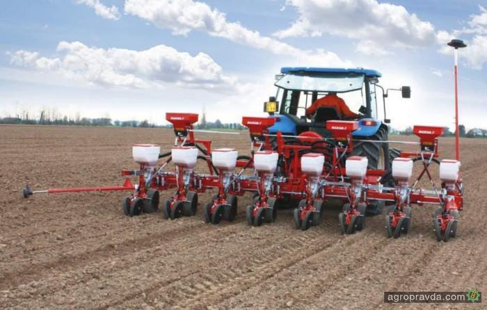 Ранние зерновые уже засеяны на 273 тыс. гектаров