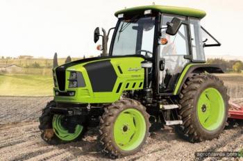 Китайцы начали клонировать трактора. Фото