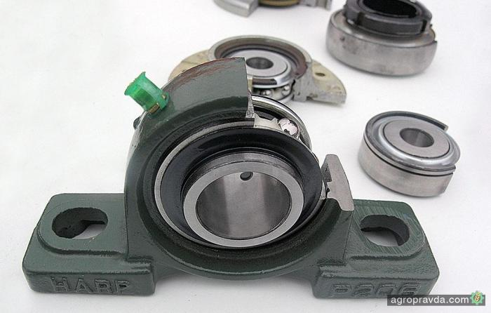 ХАРП начал производство новых подшипников для John Deere, Claas, Case IH, New Holland