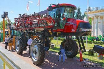 Titan Machinery представил флагманов сельхозтехники