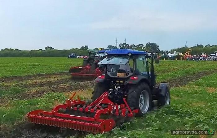 Презентация тракторов Lovol состоялась в Лозовой