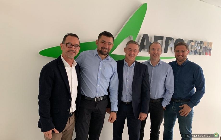 «Агросем» стал партнером «Евралис Семенс Украина»