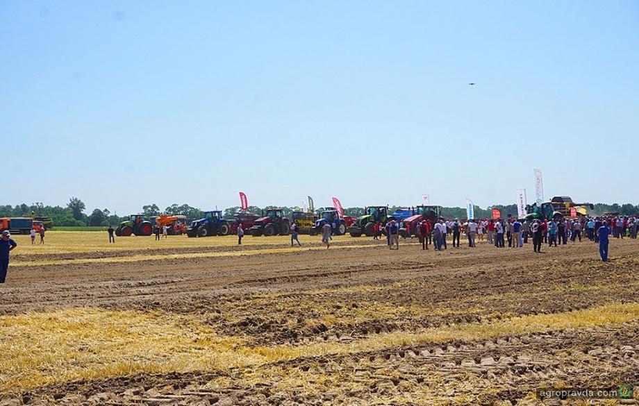 Что показывают на первой масштабной полевой демонстрации-2020. Фото