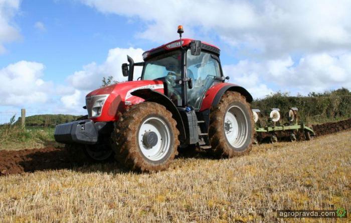 McCormick представит эко-тракторы