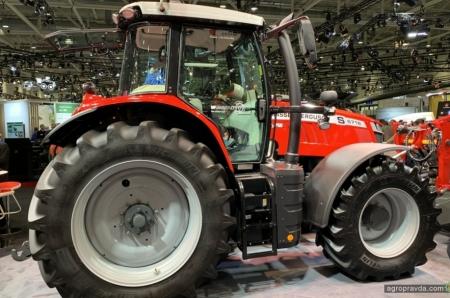 Massey Ferguson представил новую линейку тракторов