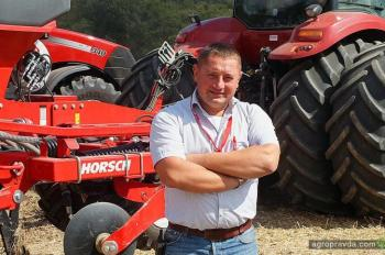Horsch представил новинки сельхозтехники в Украине