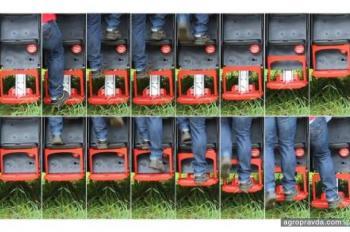 Разработан лифт для тракторов