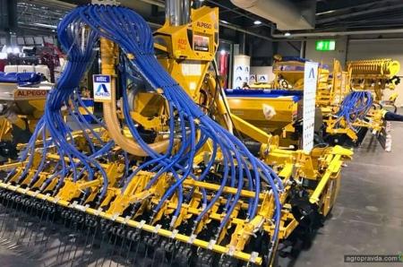 Какую еще технику показали на выставке LAMMA-2020. Фото
