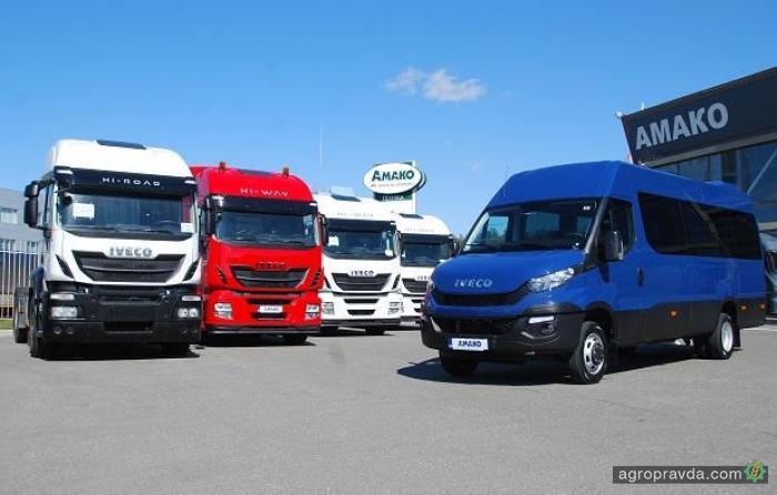 Купить автомобили IVECO в Украине стало еще проще