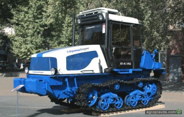 Презентован новый трактор Агромаш ТГ150