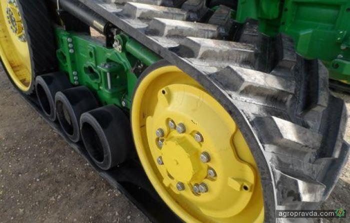 Новое поколение гусениц от Eurotrack снизит стоимость эксплуатации тракторов на 10%
