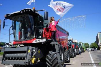 На агрошоу в Украине представили новинки Massey Ferguson