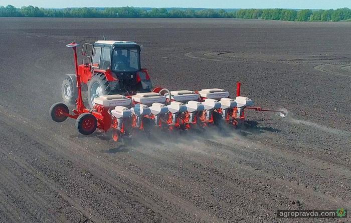 Аграрии увеличат посевные площади основных культур