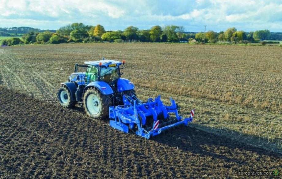 Мировой производитель заявил о себе в сегменте почвообработки в Украине