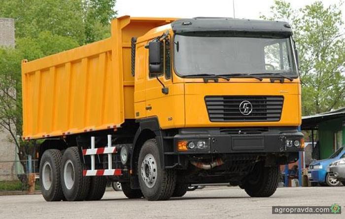 Россия превзошла Перу по импорту грузовиков