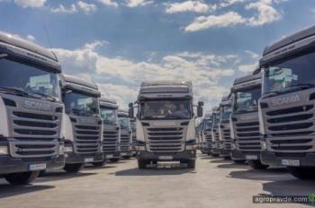 «Нибулон» приобрел крупную партию автотехники