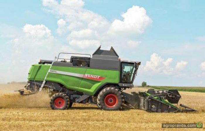 Собраны первые 2,5 тысячи тонн нового урожая