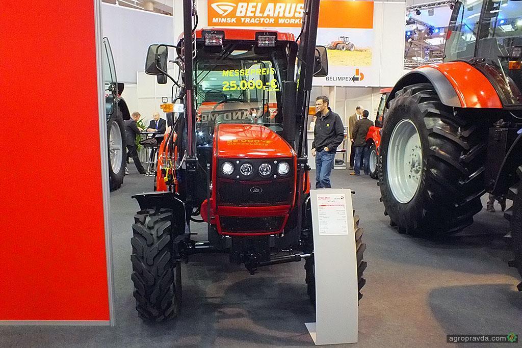 Продажа новых и б /у тракторов в Беларуси, купить трактор.