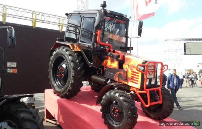 Трактор МТЗ 952.5   Беларус-МТЗ обозрение