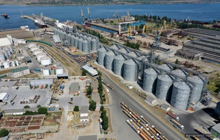 Порты начали перевалку урожая сои 2020 года