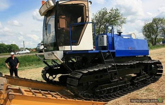 МТЗ будет делать рисовые тракторы