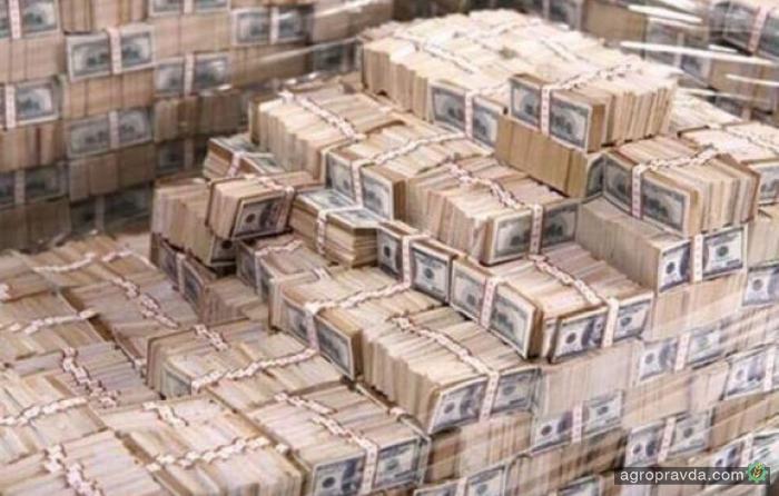 Деньги Януковича пошли на дотации аграриям