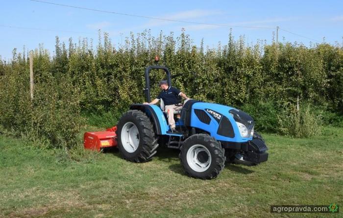 Landini будет производить тракторы в Турции