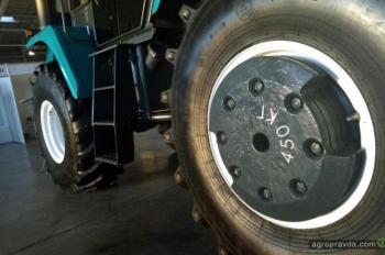 ХТЗ по-новому балластирует трактора