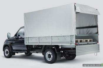 На украинский рынок выходит новую модель коммерческого автомобиля