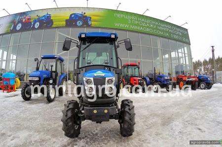 Минитрактор Solis 26 признали лучшим трактором премиум-класса