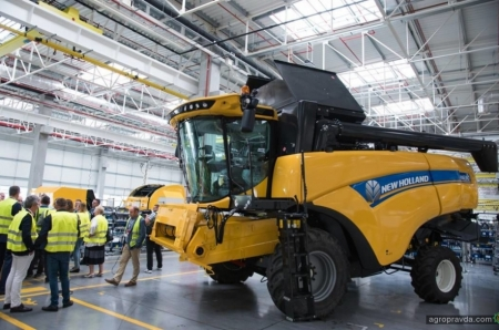 CNH Industrial возобновляет производство