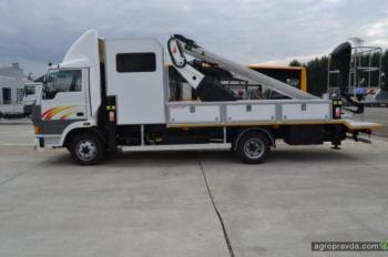 ТАТА LPT 1618 доступен с допоборудованием для любых бизнес-задач