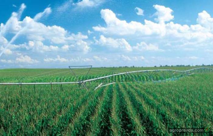 +135 млрд грн ежегодно позволит получать орошение полей