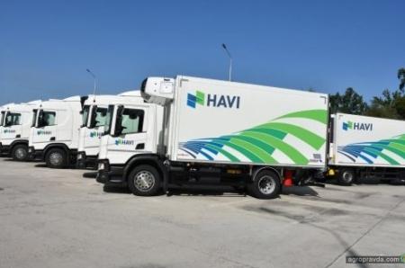 Для транспортировки продуктов операторы все чаще выбирают Scania