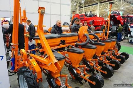Что еще интересного посмотреть на выставке сельхозтехники в Киеве. Фото