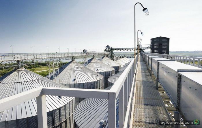 Завершается первый этап реконструкции Одесского зернового терминала