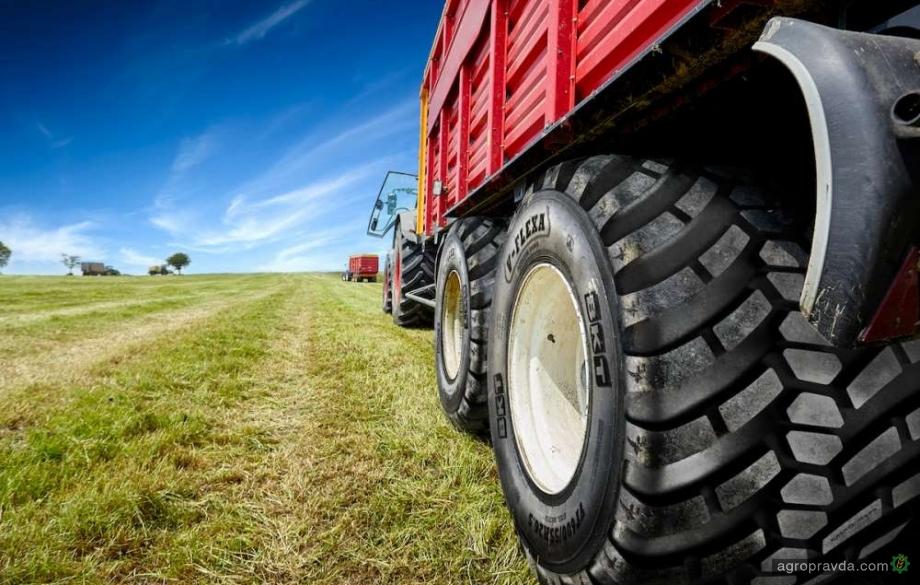 BKT представляет три новые размерности шины V-FLEXA